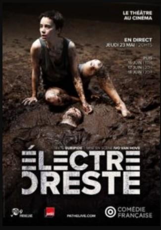 Ciné-théâtre : Electre Oreste - MOURENX