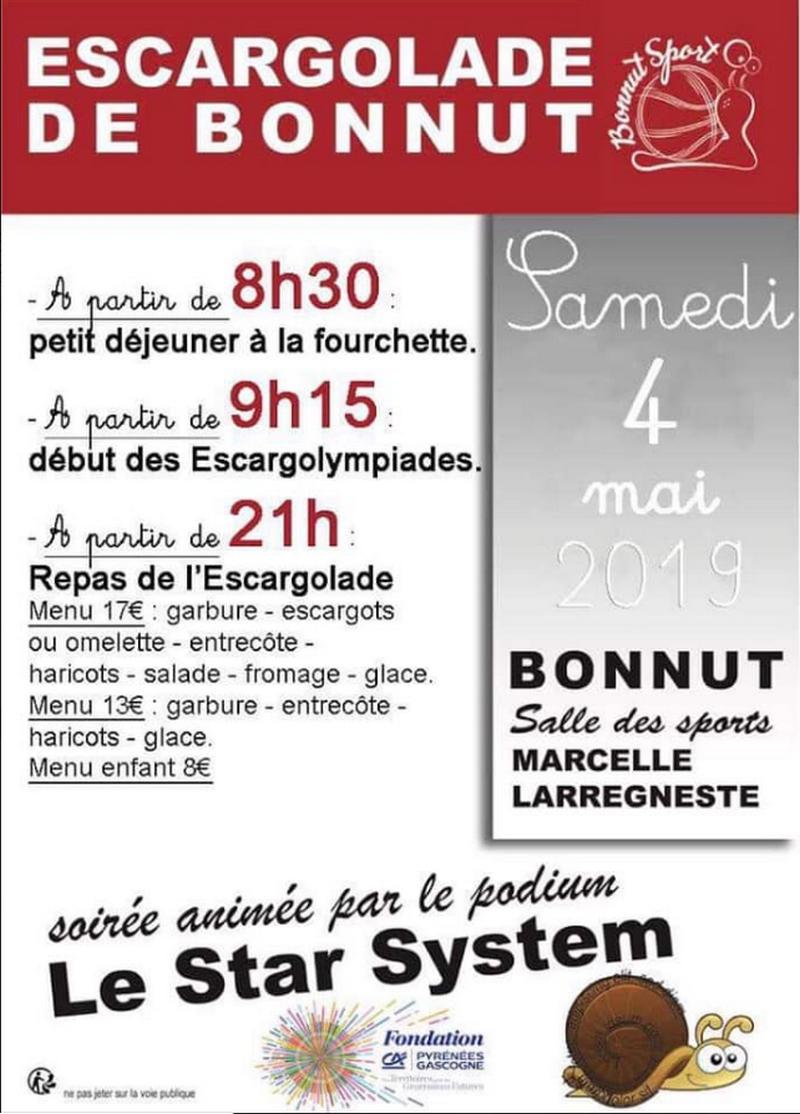 Escargolade - BONNUT