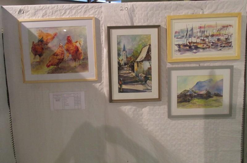 Exposition peintures et sculptures - PUYOO