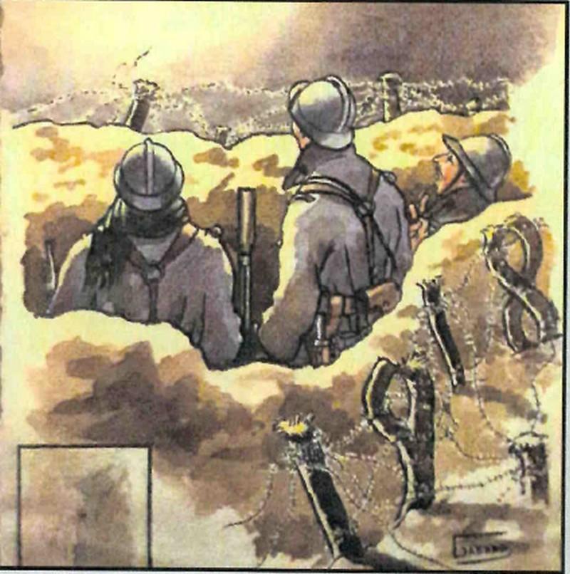 Exposition : 1914-1918 - Du croquis à la fresque - ORTHEZ