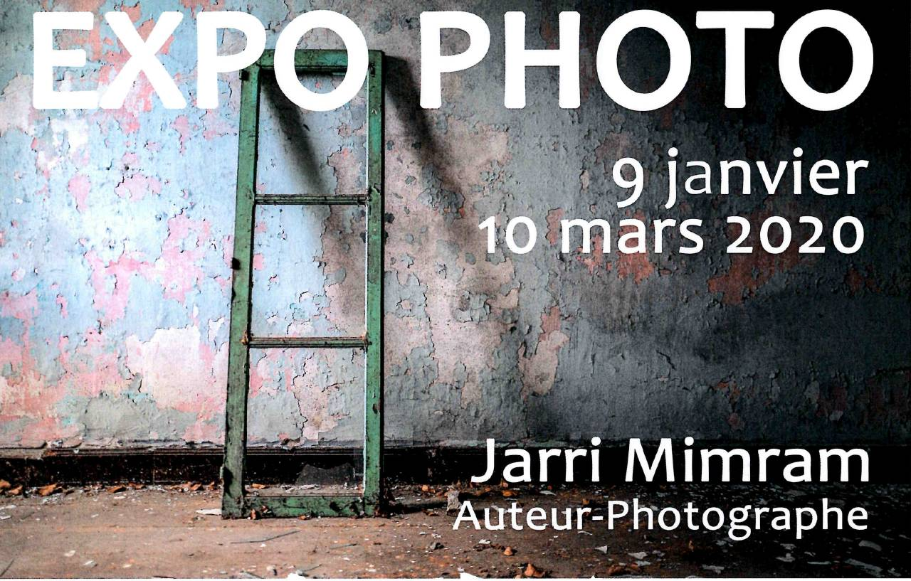 Exposition Photo de Jarri Mimram - ORTHEZ