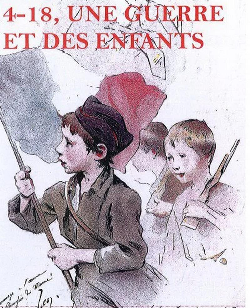 Exposition : 1914-1918 - Une guerre et des enfants - ORTHEZ