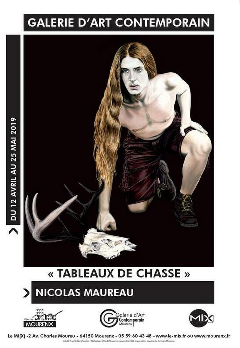 Exposition : Tableaux de chasse - MOURENX