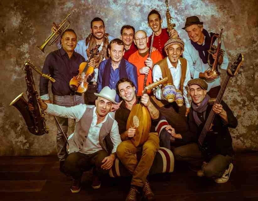 Concert : Fanfaraï Big Band / raï is not dead - ORTHEZ