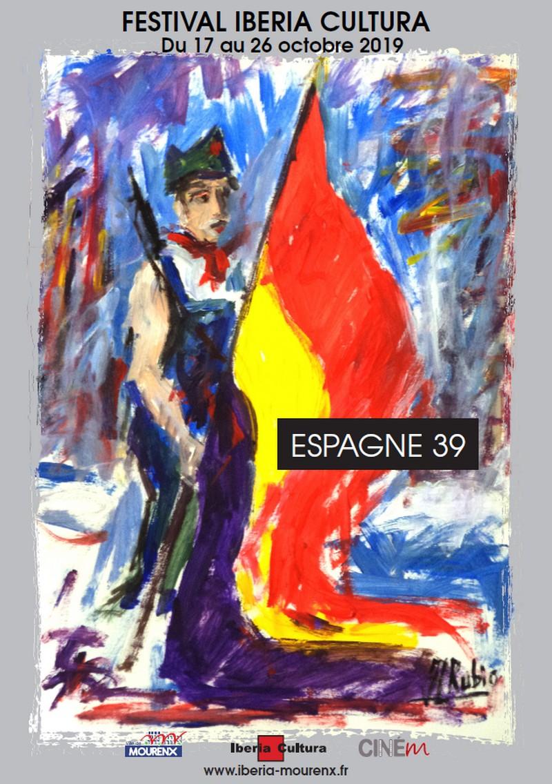 "Festival Iberia Cultura : Conférence ""L'exil espagnol"" - MOURENX"