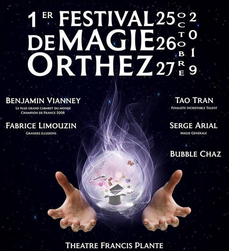 Festival de magie - ORTHEZ