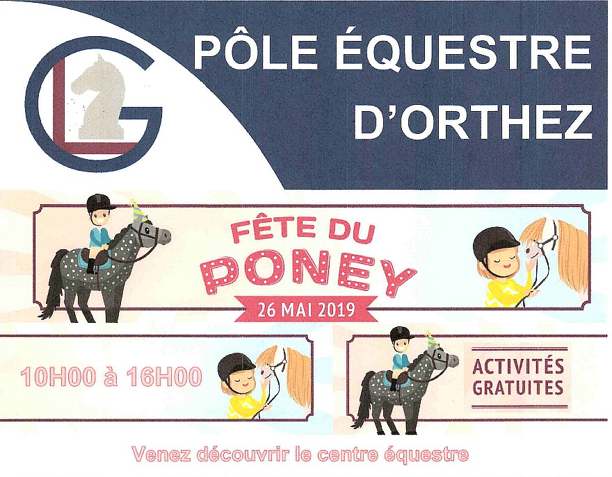 Fête du Poney - ORTHEZ