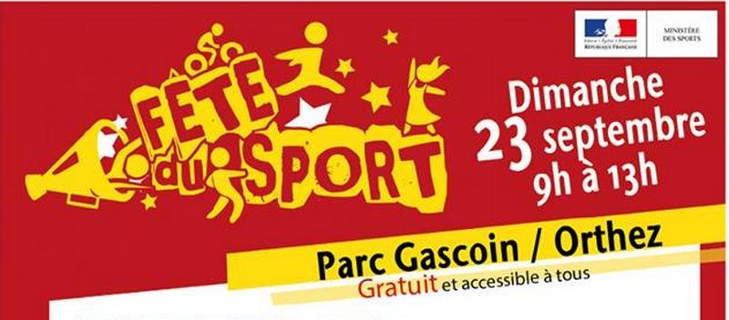 Fête du Sport - ORTHEZ
