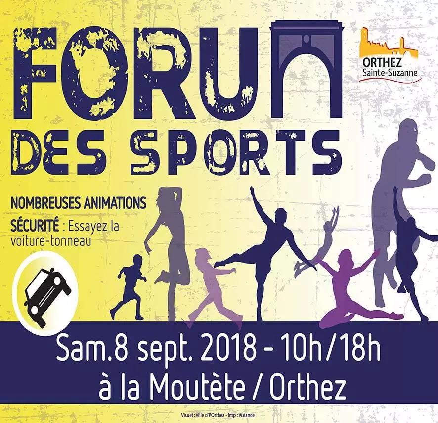 Forum des sports - ORTHEZ