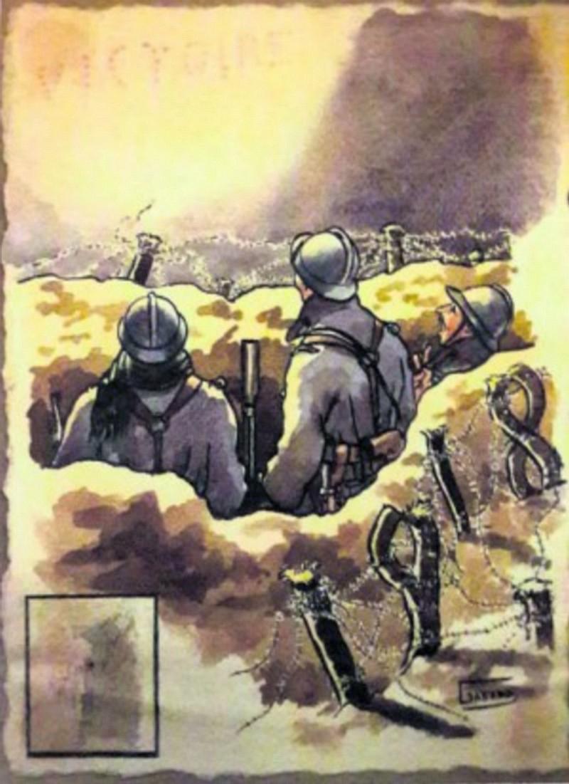 Conférence : Le retour de guerre des Poilus Orthéziens : 1918-1925 - ORTHEZ