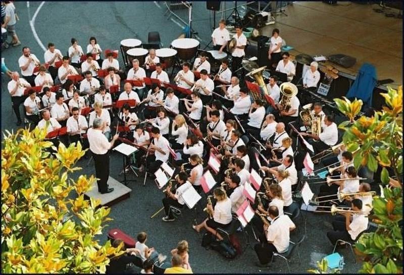 Grand concert de l'Harmonie municipale - ORTHEZ
