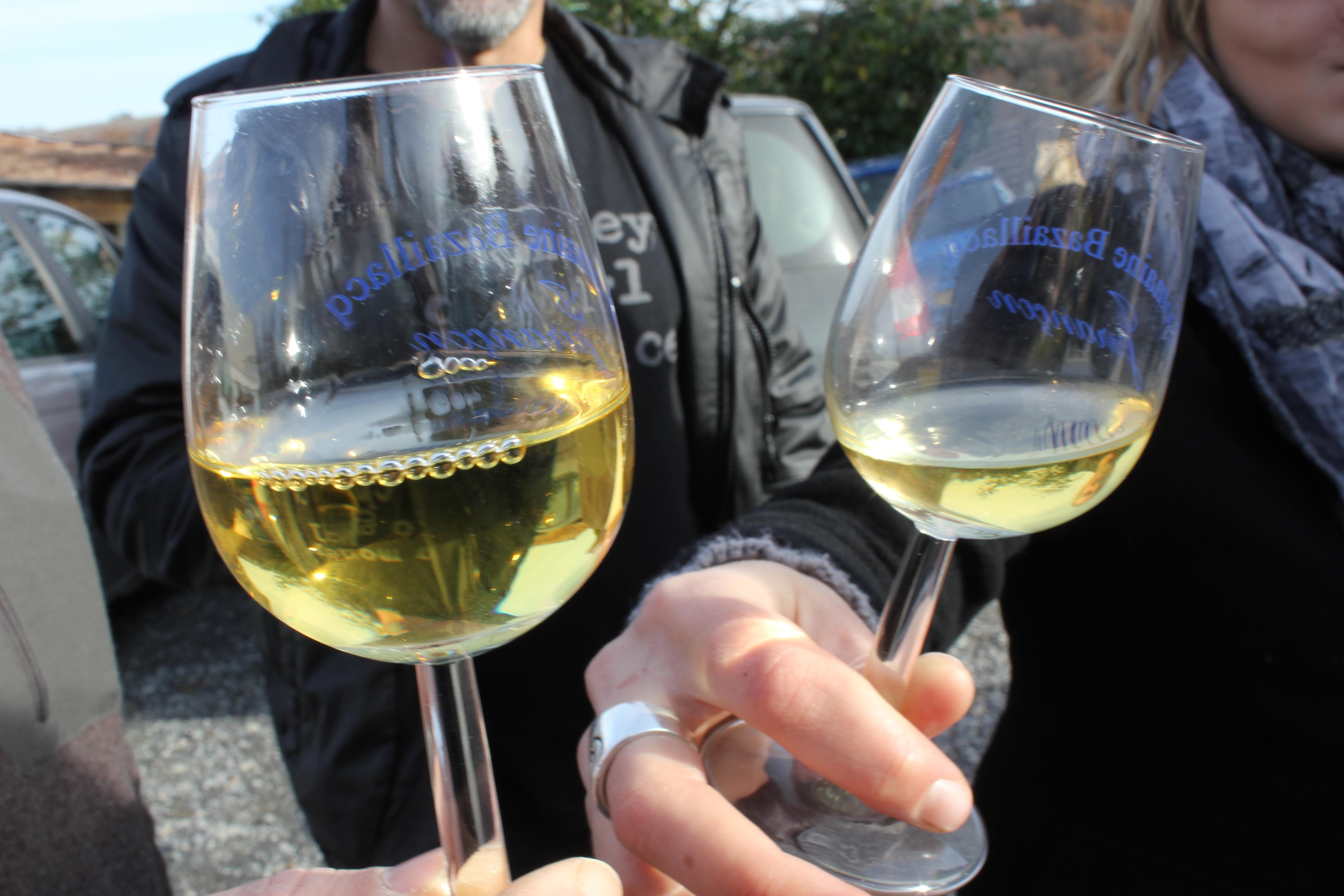 Portes ouvertes sur la route des vins du Jurançon - LAHOURCADE