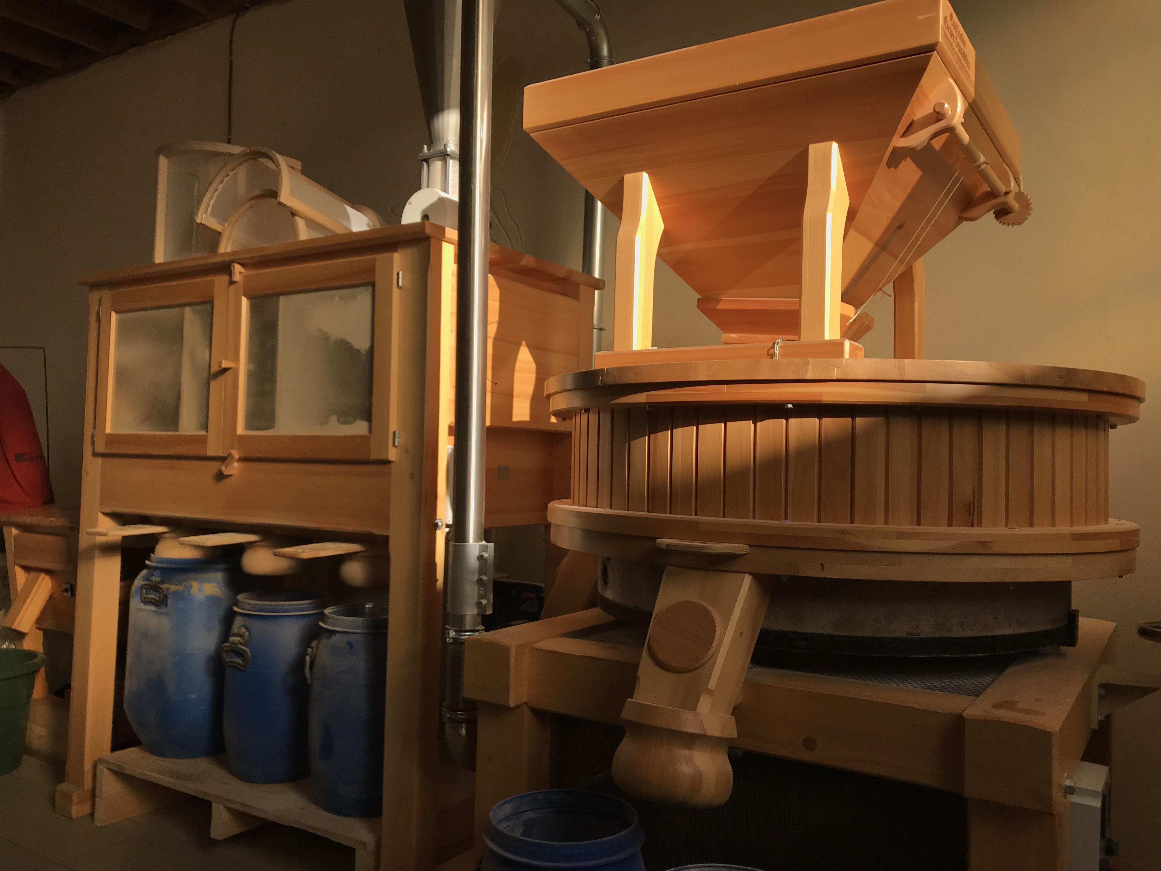 Rendez-vous à la ferme : Moulin de Compayrot - DOAZON