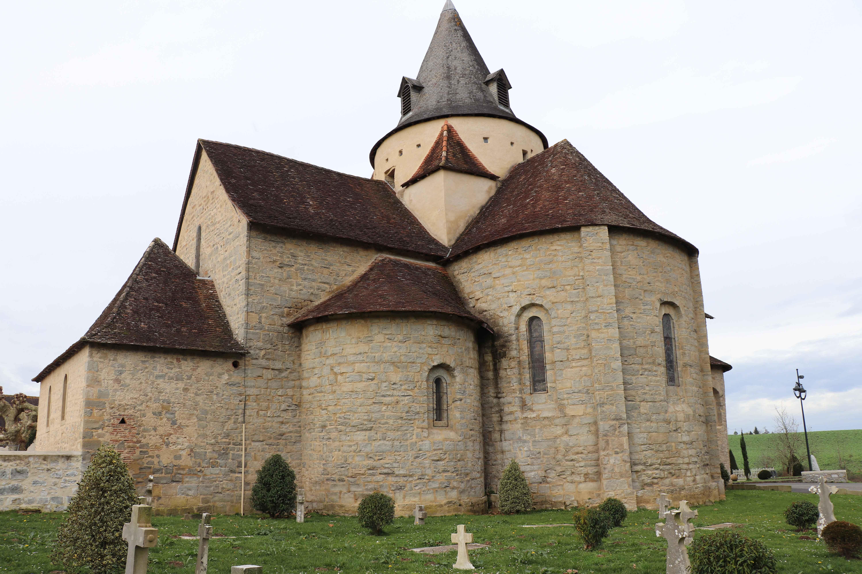 Visite guidée : de l'abbaye à l'église - SAUVELADE