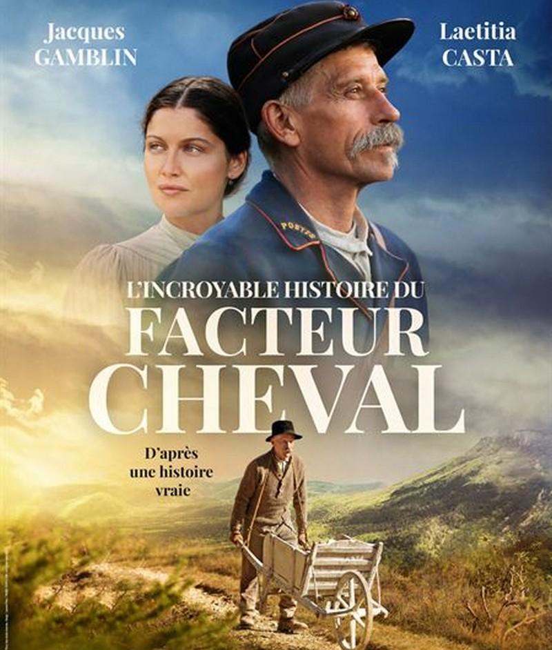 Ciné-thé : L'incroyable histoire du facteur Cheval - ORTHEZ