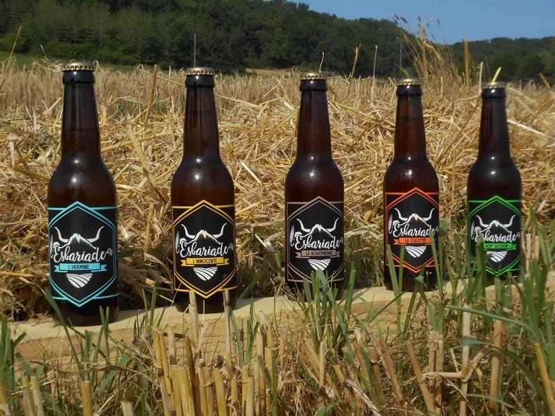 L'Esbariade, bières agricoles, fête ses deux ans - BOUMOURT