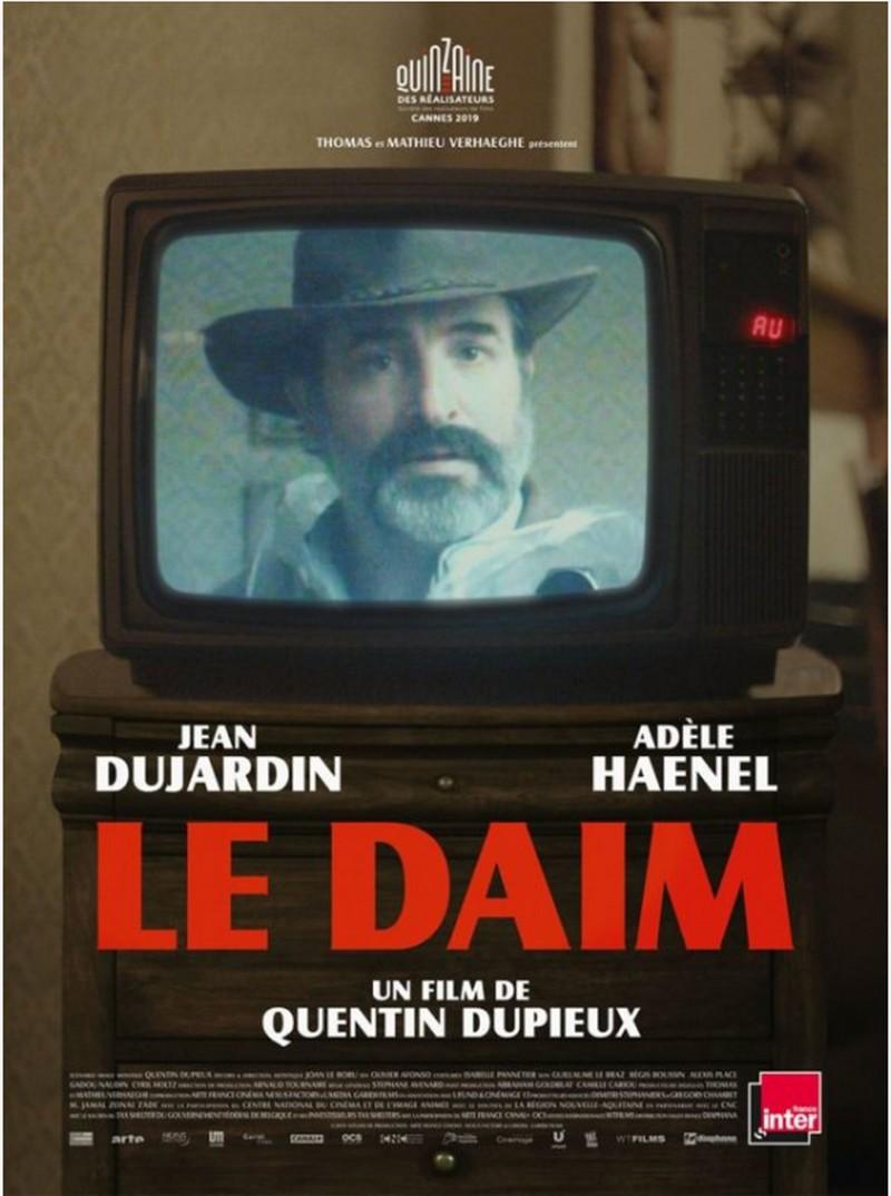 Ciné-rencontre : Le Daim - MONEIN