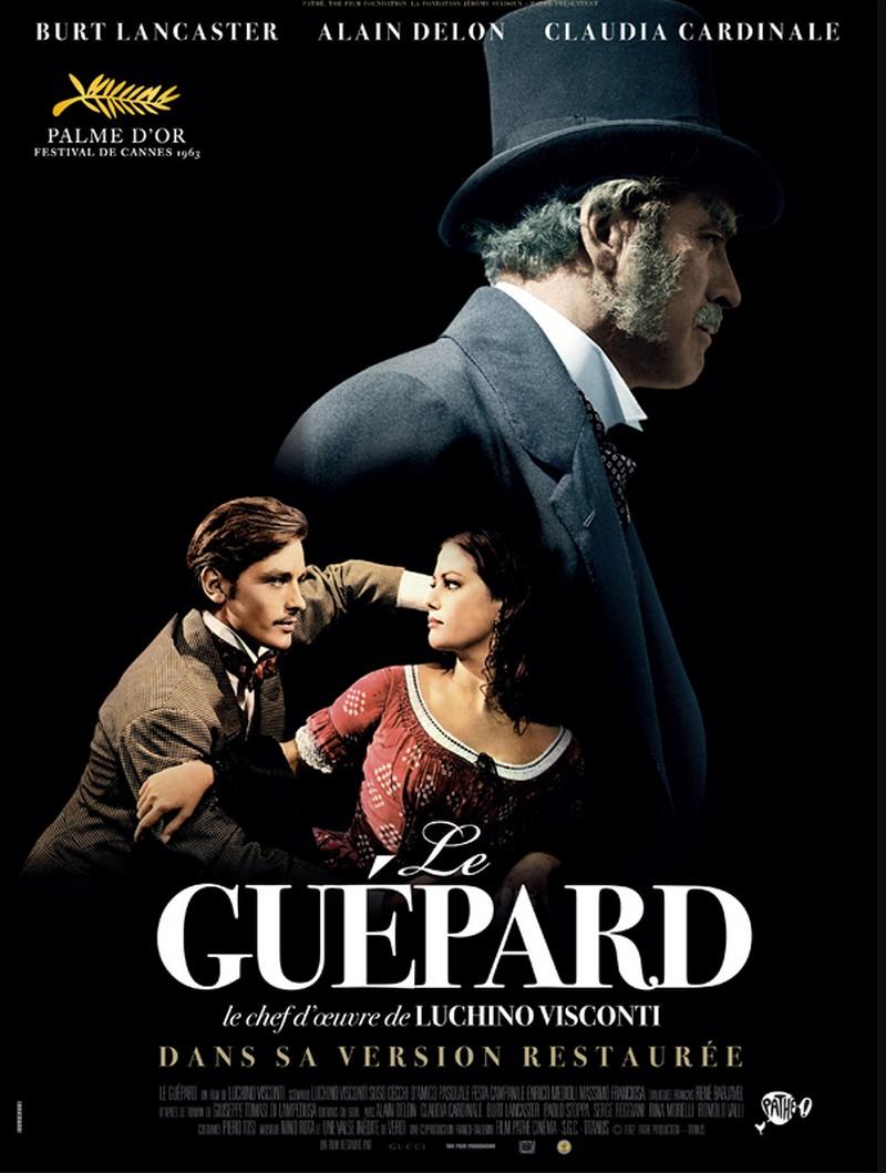Ciné-patrimoine : Le guépard - MOURENX