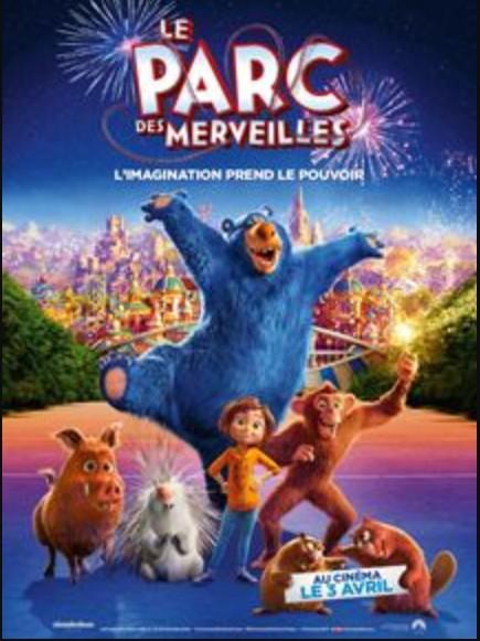 Ciné-goûter : Le parc des merveilles - MONEIN