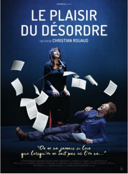 Ciné-théâtre : Hall 456 et Le plaisir du désordre - MONEIN