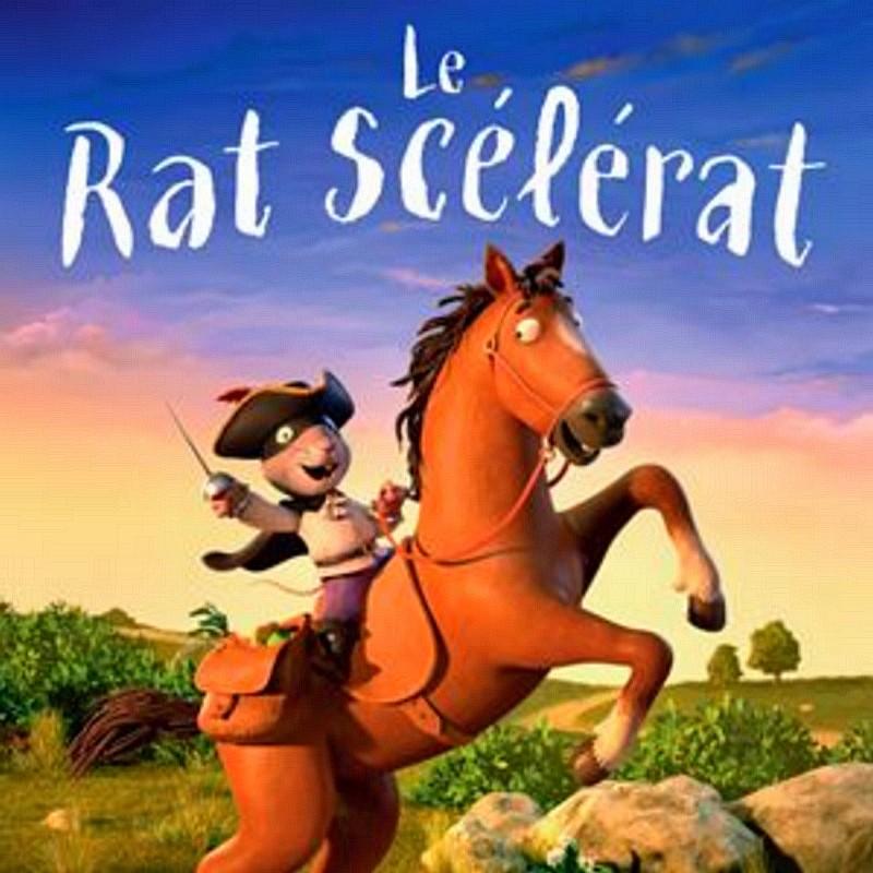 Un livre/Un film : Le rat scélérat - ORTHEZ
