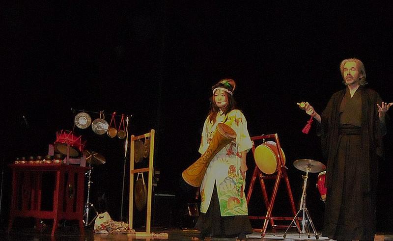Spectacle : Le samouraï d'un pouce - ORTHEZ
