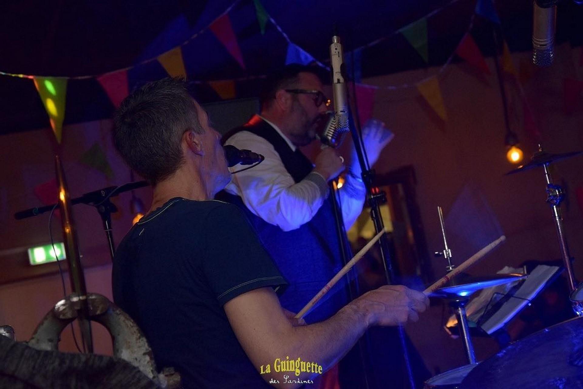 Terrasses en scène : Concert Les acoustiques anonymes - ORTHEZ