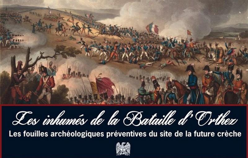 Exposition : Les inhumés de la bataille d'Orthez - ORTHEZ
