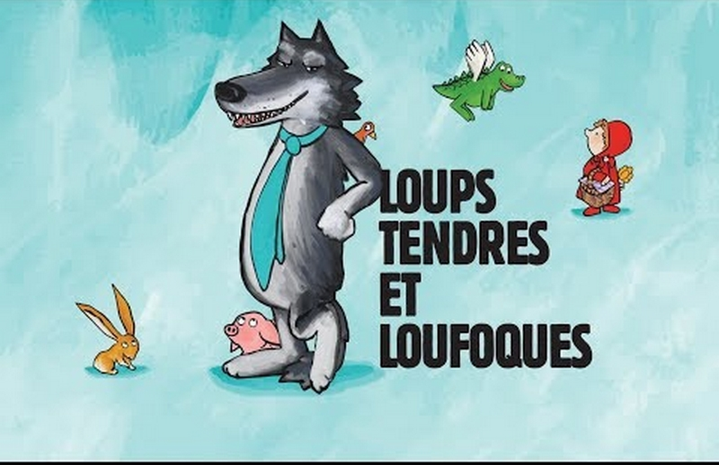 Ciné-atelier : Loups tendres et loufoques - ORTHEZ