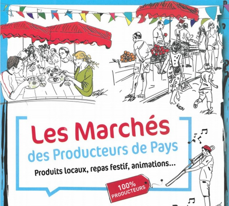 Marché des producteurs de pays - SAULT-DE-NAVAILLES