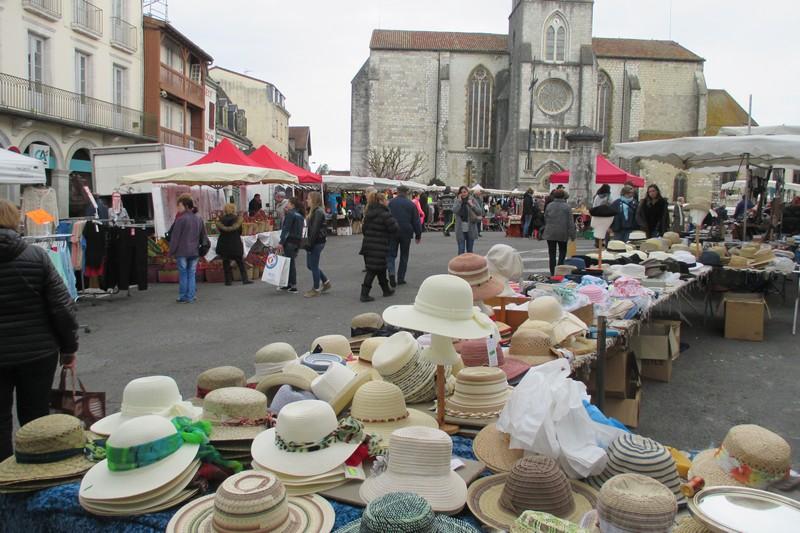 Visite guidée : Orthez et ses marchés - ORTHEZ