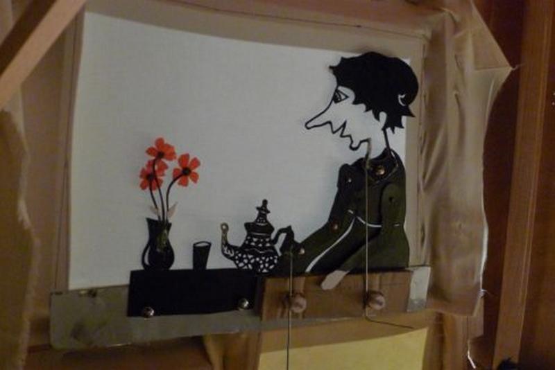 Atelier marionnettes - ORTHEZ