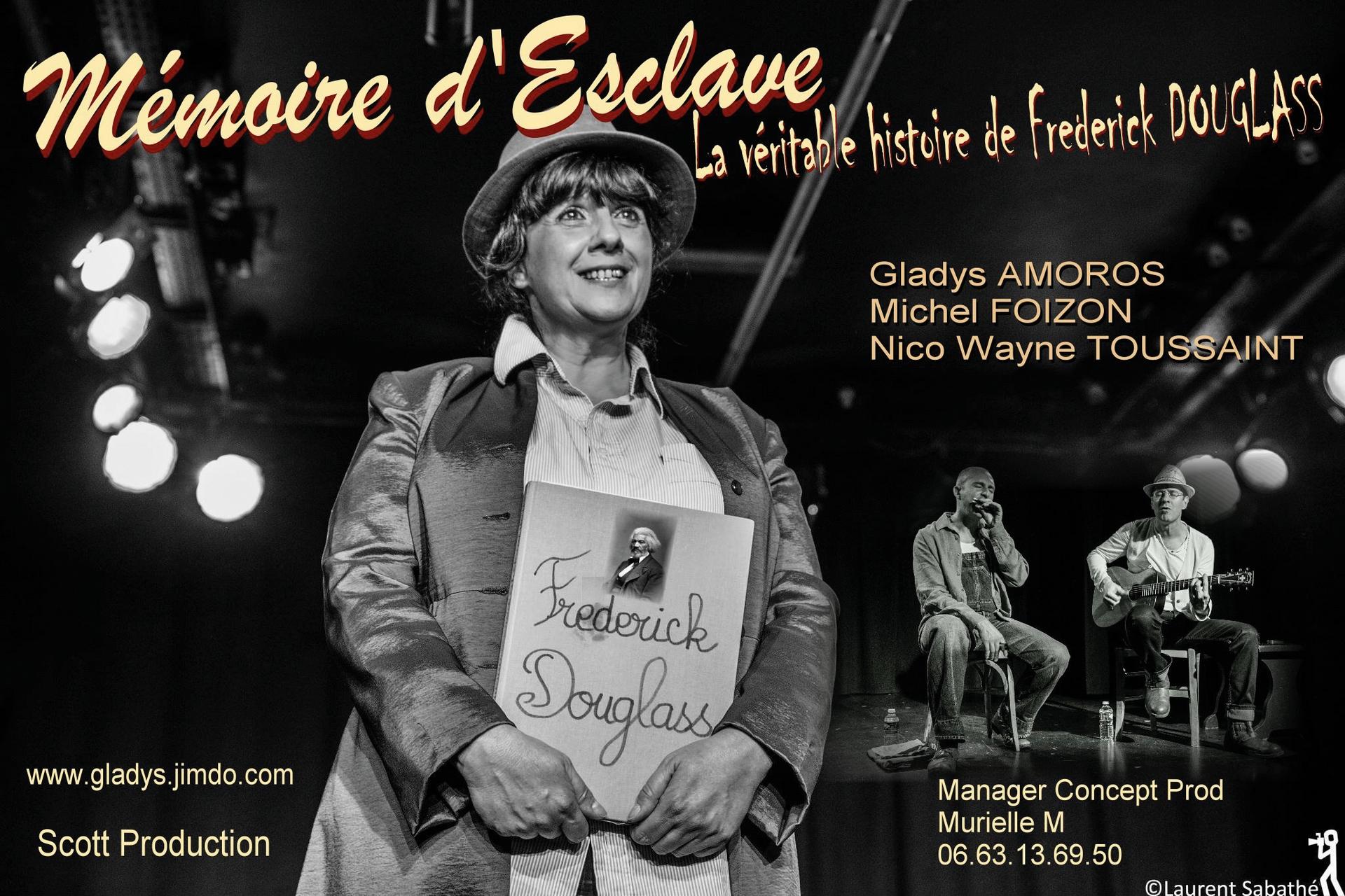 Concert théâtralisé : Mémoire d'esclave - ORTHEZ
