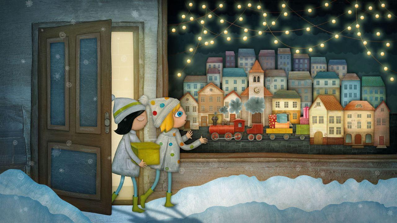 Ciné-goûter : Mimi&Lisa, les lumières de Noël - ORTHEZ