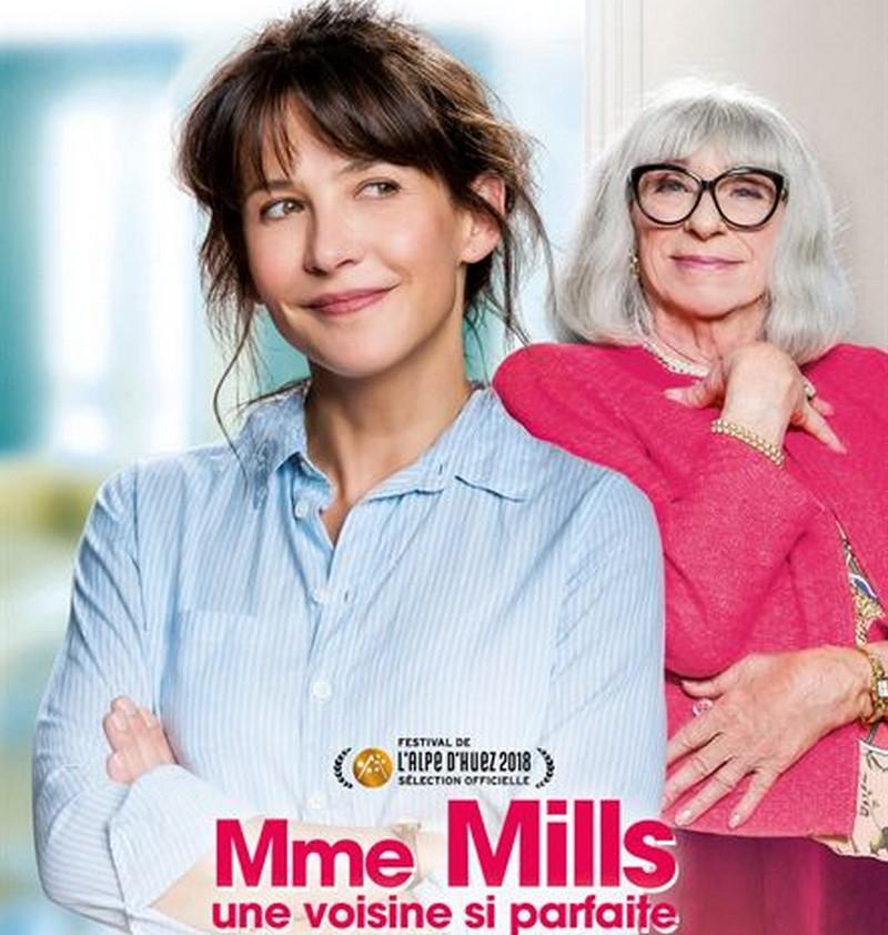 Ciné-thé : Mme Mills, une voisine si parfaite - ORTHEZ
