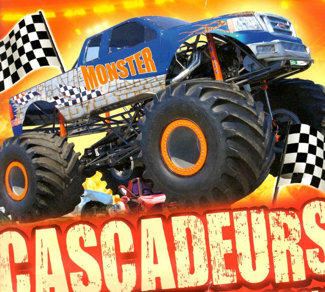 Cascadeurs : Monster...Action - ORTHEZ