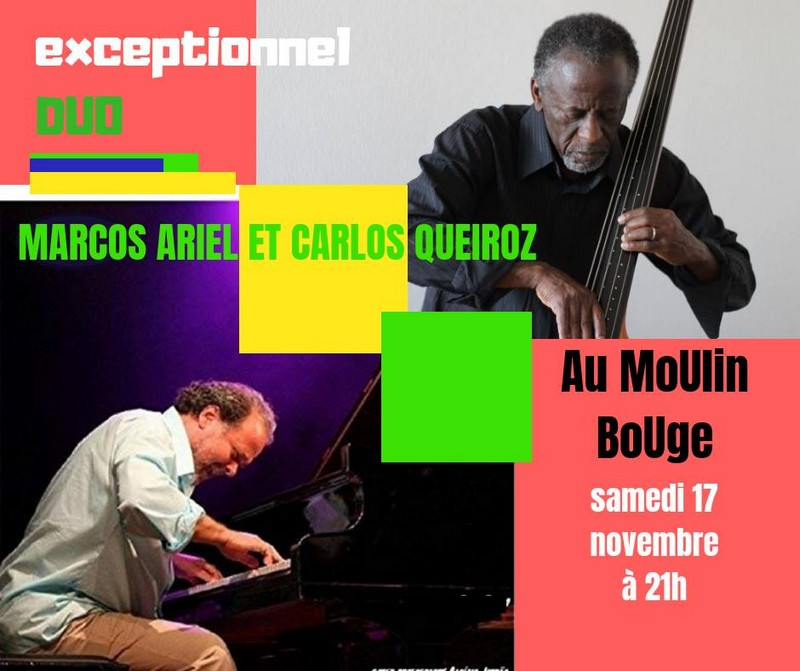 Concert : Marcos Ariel - MONEIN
