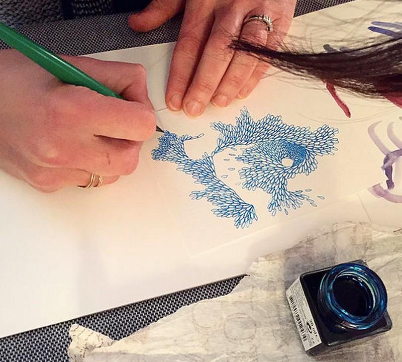 Visite guidée de l'atelier des Tissages Moutet - ORTHEZ