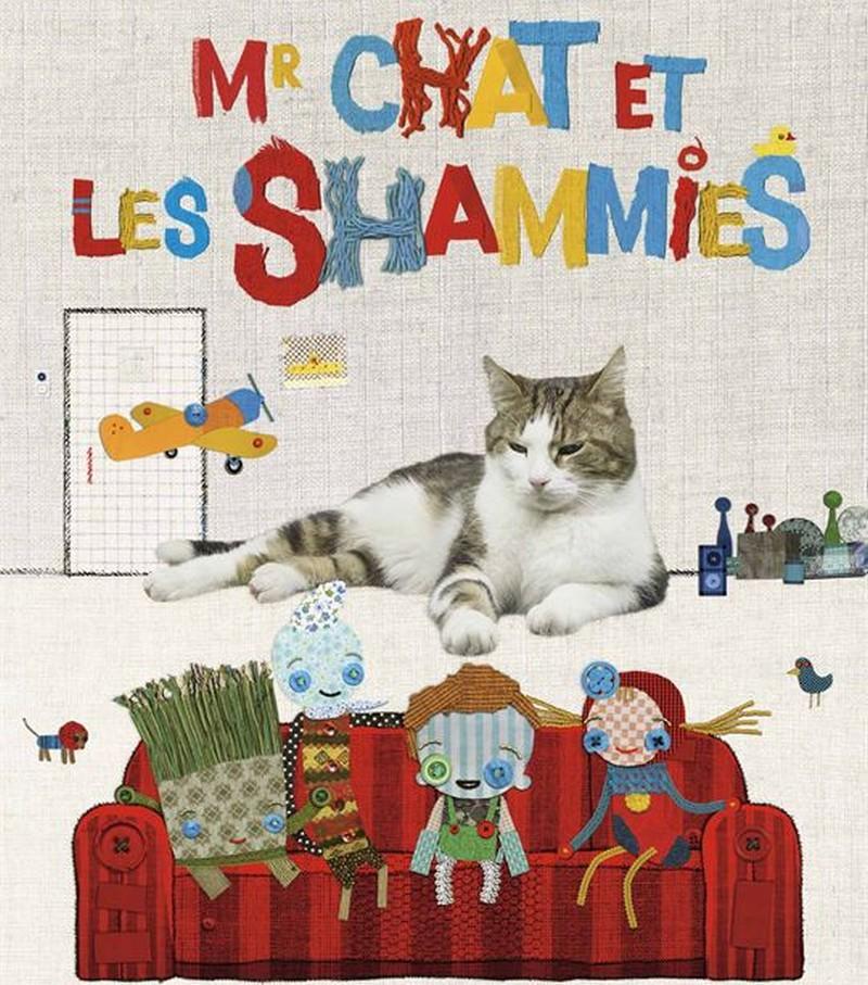 Ciné-atelier des tout-petits : Mr Chat et les Shammies - MONEIN