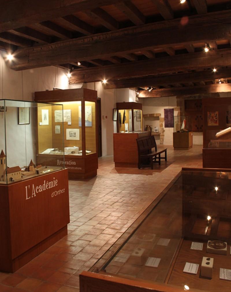 Journées européennes du Patrimoine : Musée Jeanne d'Albret - ORTHEZ