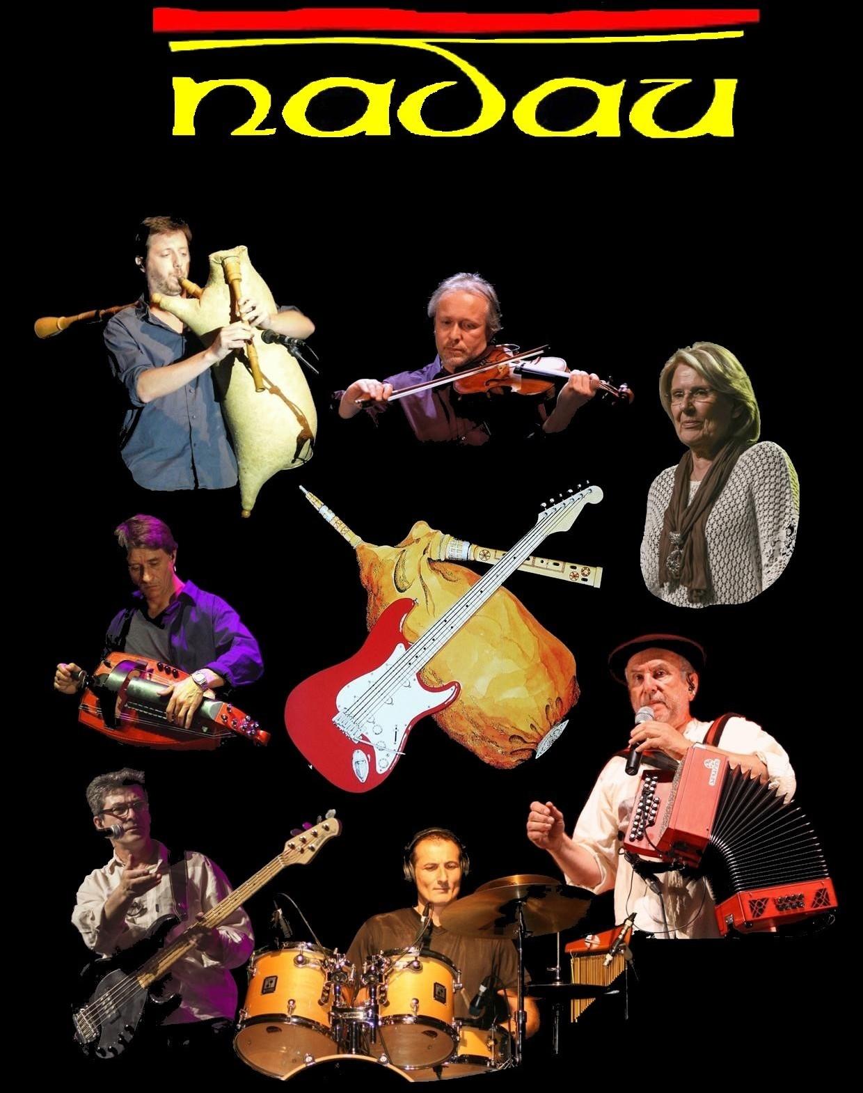 Concert Nadau - ORTHEZ
