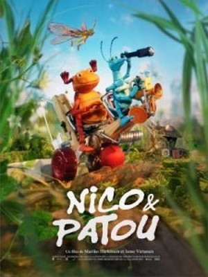 Ciné-atelier : Nico et Patou - MONEIN