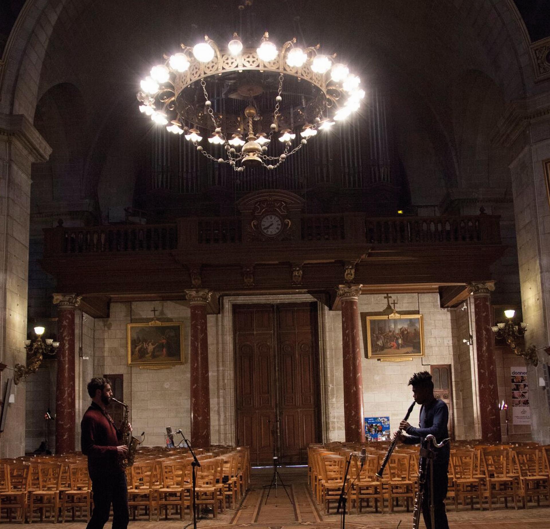 Concert : No Sax No Clar - ORTHEZ
