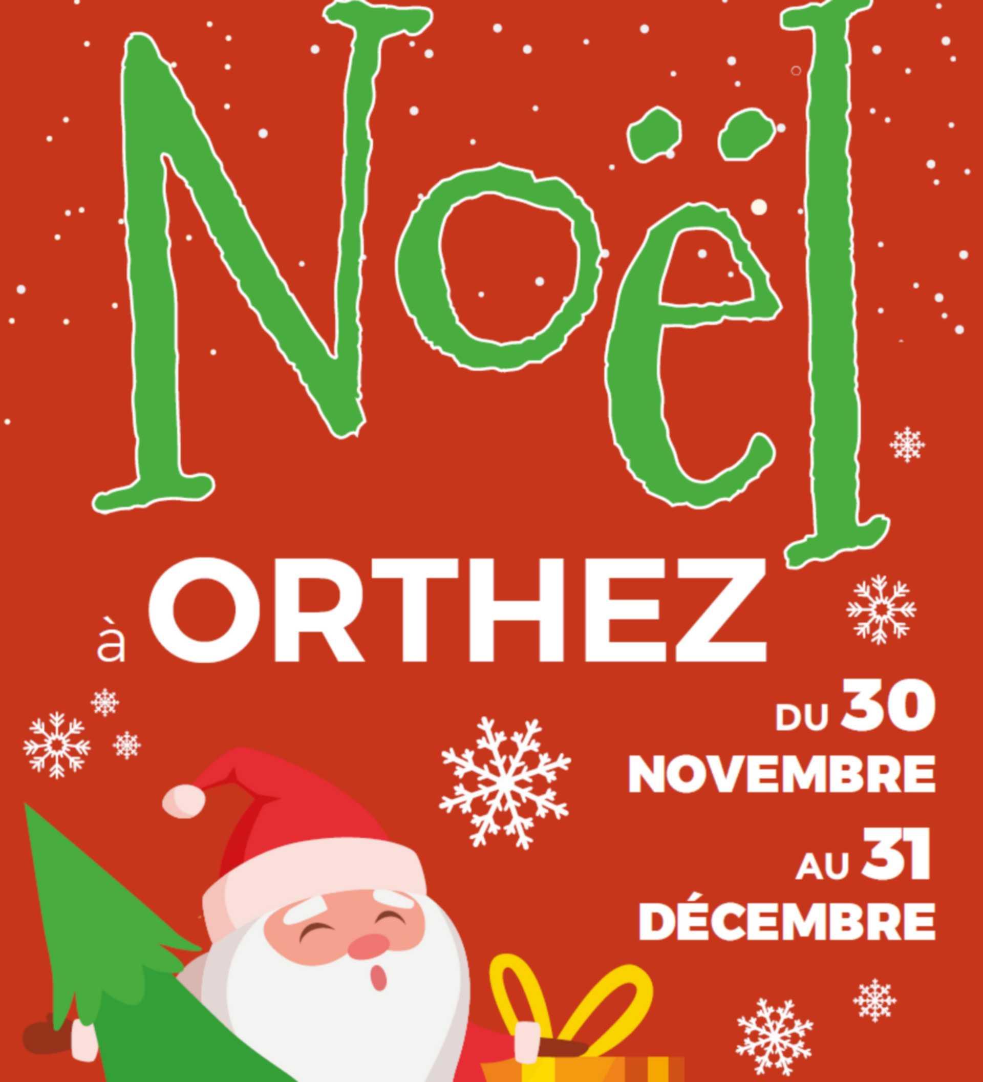 La Grande Parade de Noël - ORTHEZ