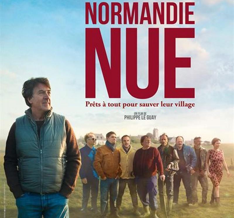 Ciné-Thé : Normandie nue - ORTHEZ