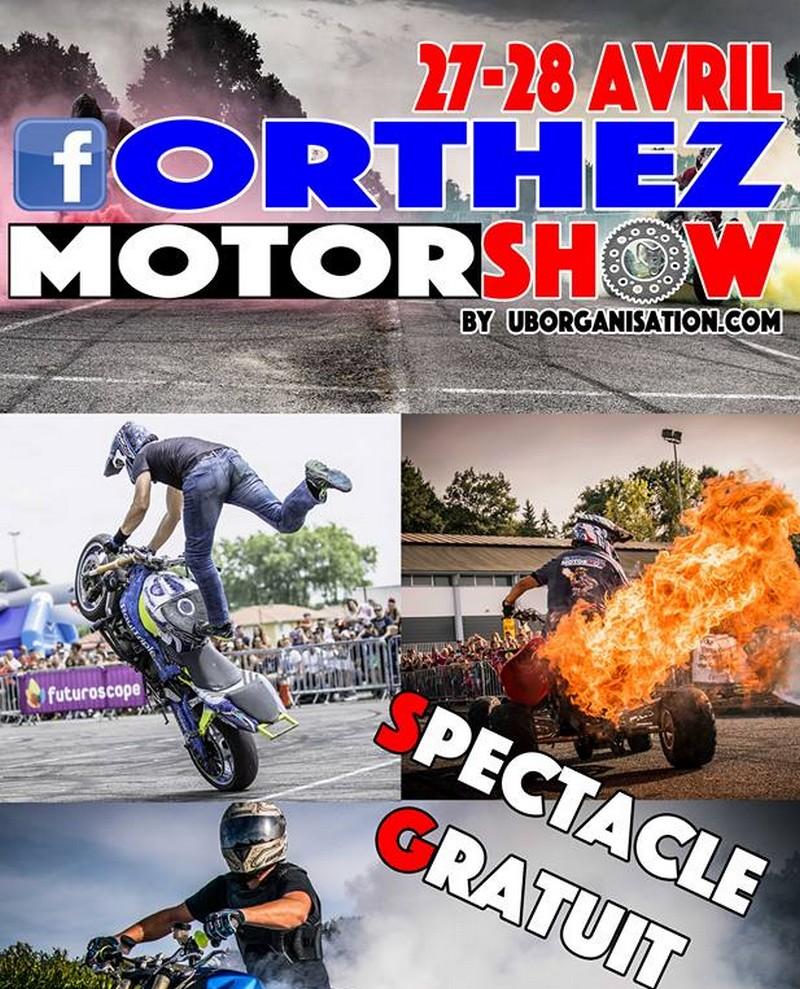 Orthez Motorshow - ORTHEZ