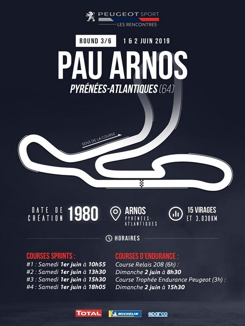 Courses Auto - ARNOS