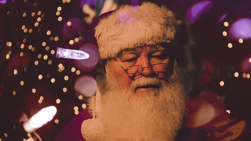 Le Père Noël est un biker - ORTHEZ