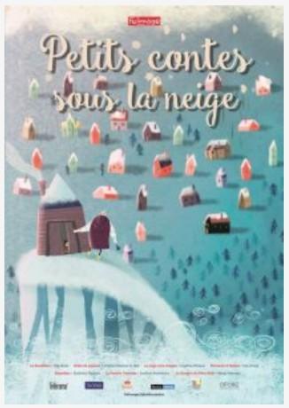Ciné-atelier : Petits contes sous la neige - MONEIN