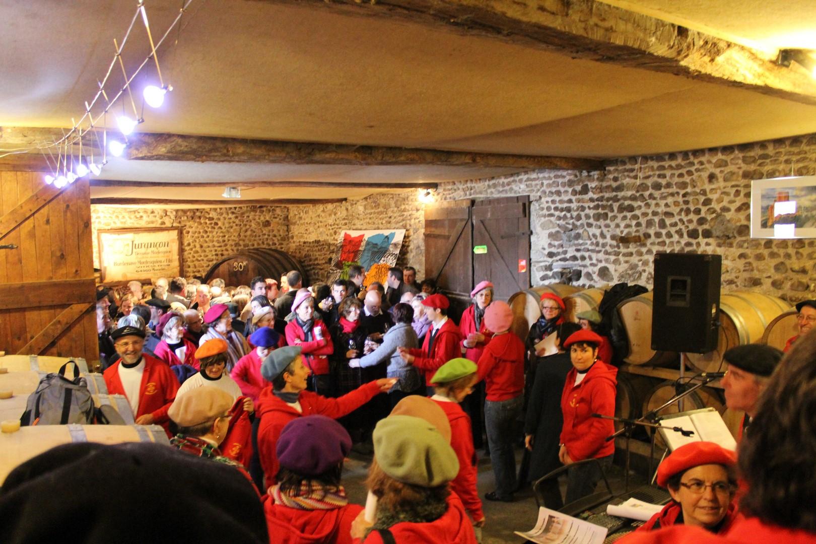 Portes ouvertes sur la route des vins du Jurançon - LUCQ-DE-BEARN
